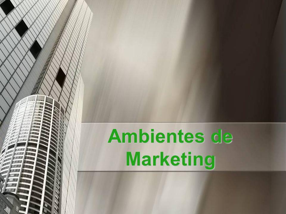 Ambientes de Marketing