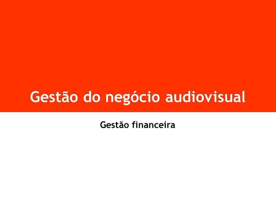 Gestão do negócio audiovisual