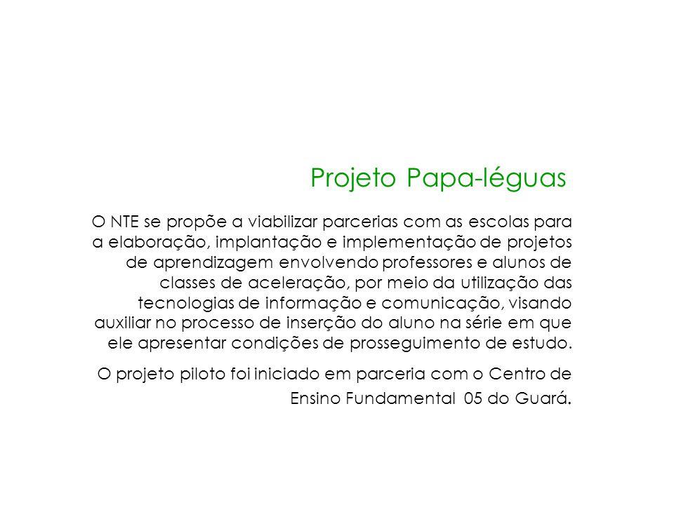 Projeto Papa-léguas
