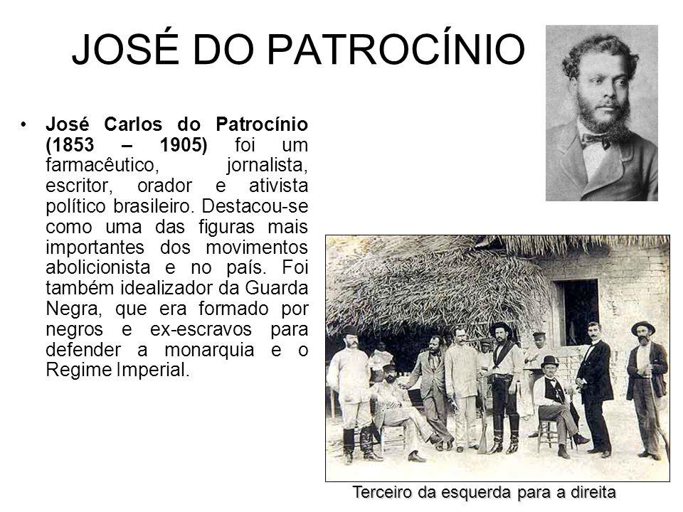 JOSÉ DO PATROCÍNIO