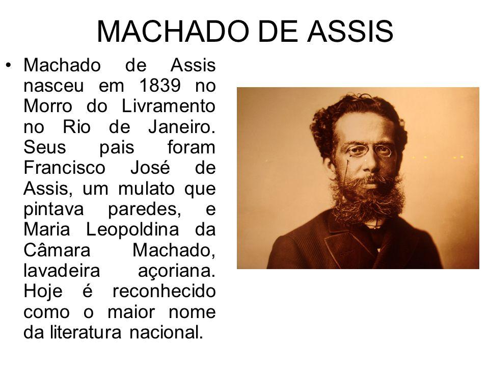 MACHADO DE ASSIS