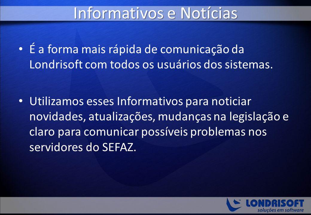 Informativos e Notícias