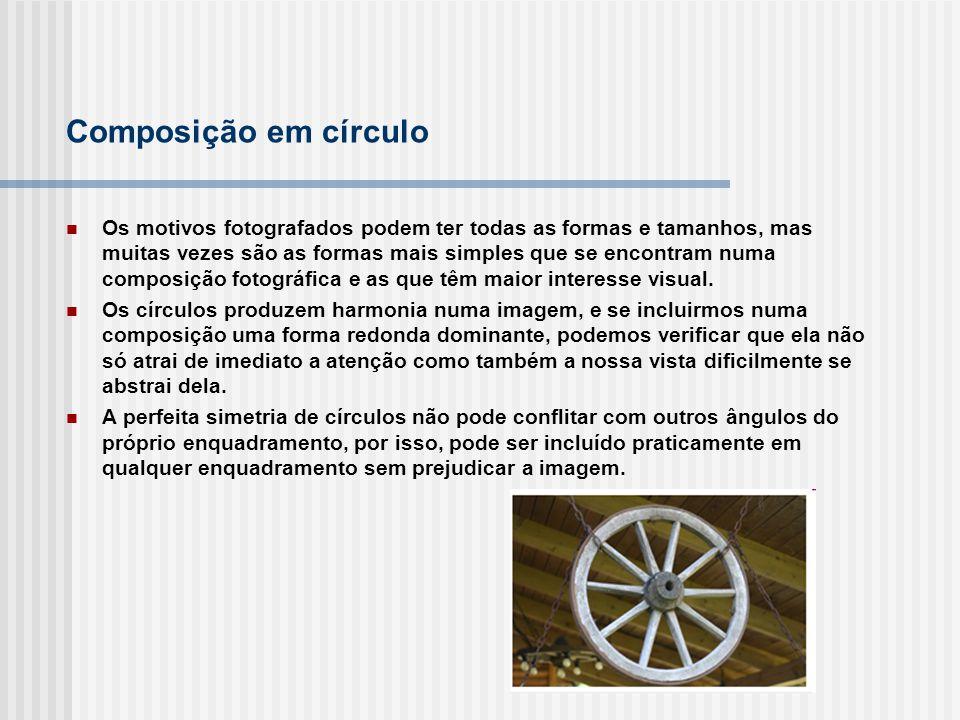 Composição em círculo