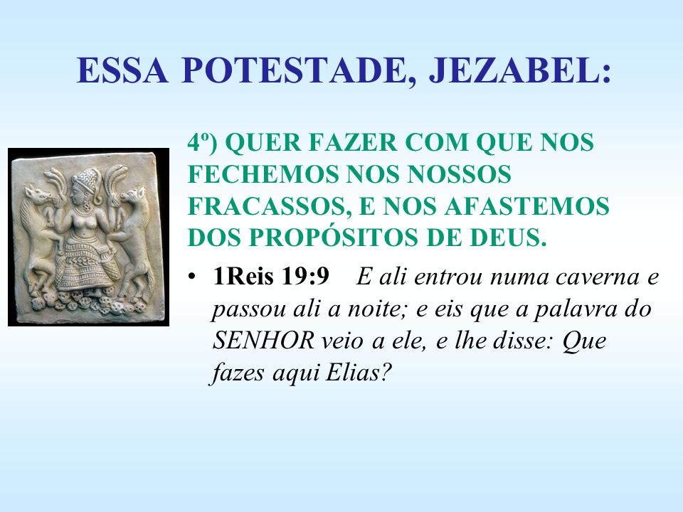 ESSA POTESTADE, JEZABEL:
