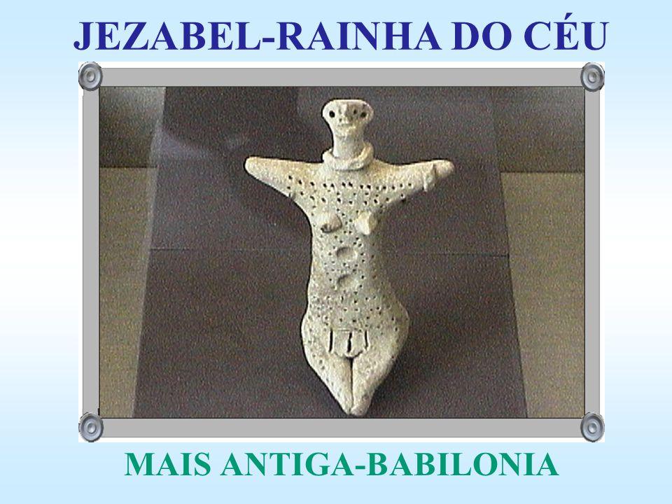 MAIS ANTIGA-BABILONIA