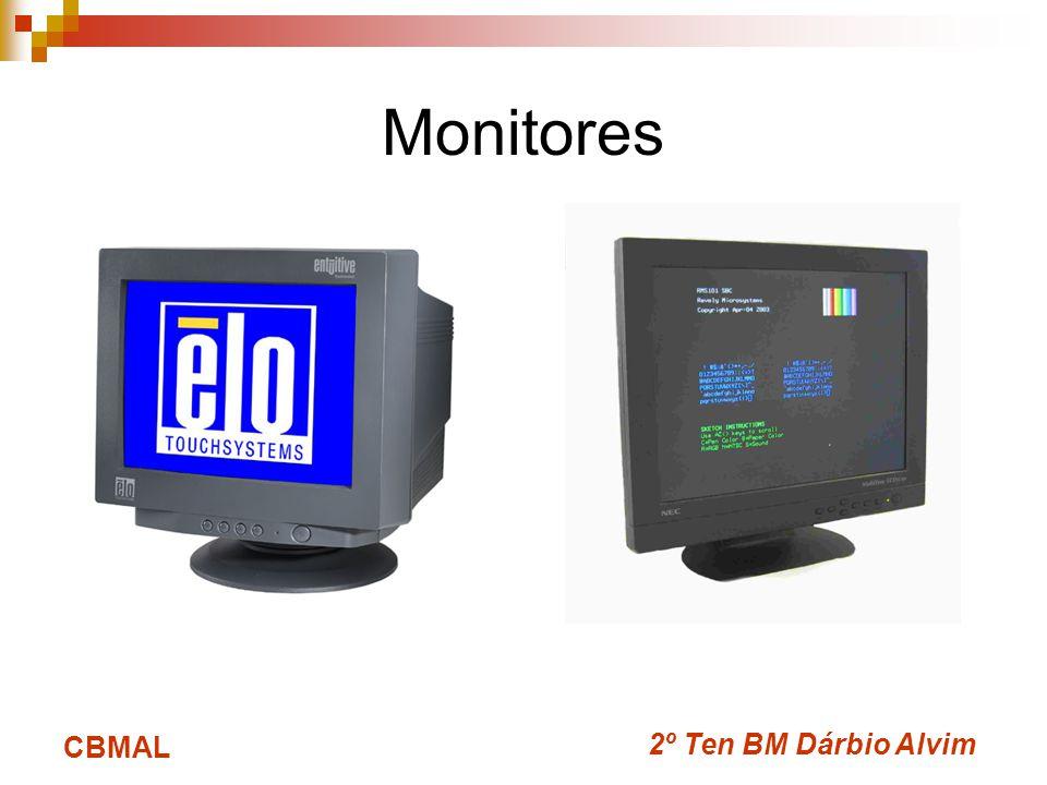 Monitores CBMAL 2º Ten BM Dárbio Alvim