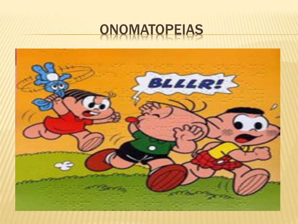 ONOMATOPEIAS