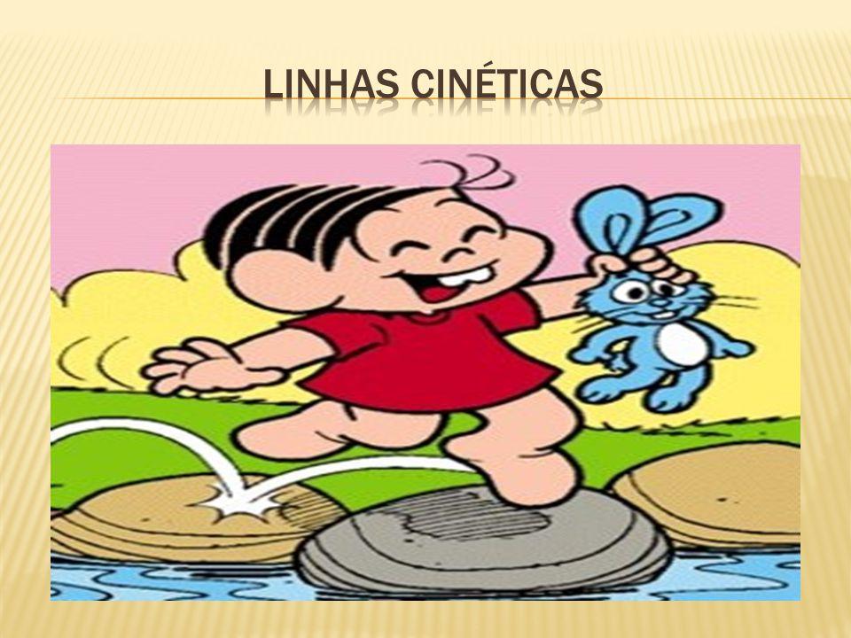LINHAS CINÉTICAS