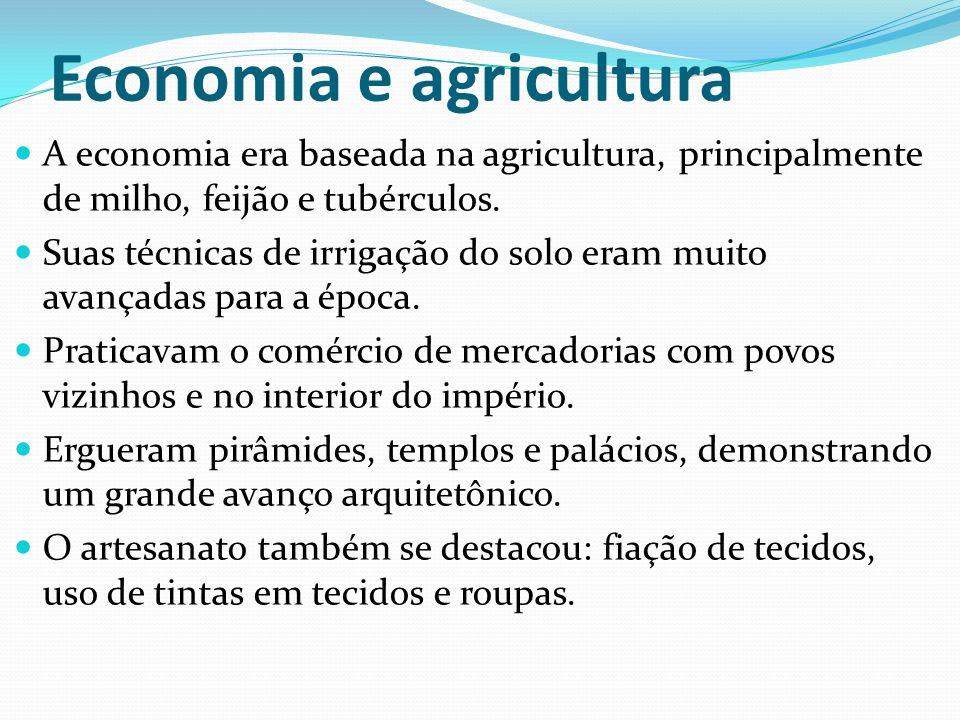 Economia e agricultura