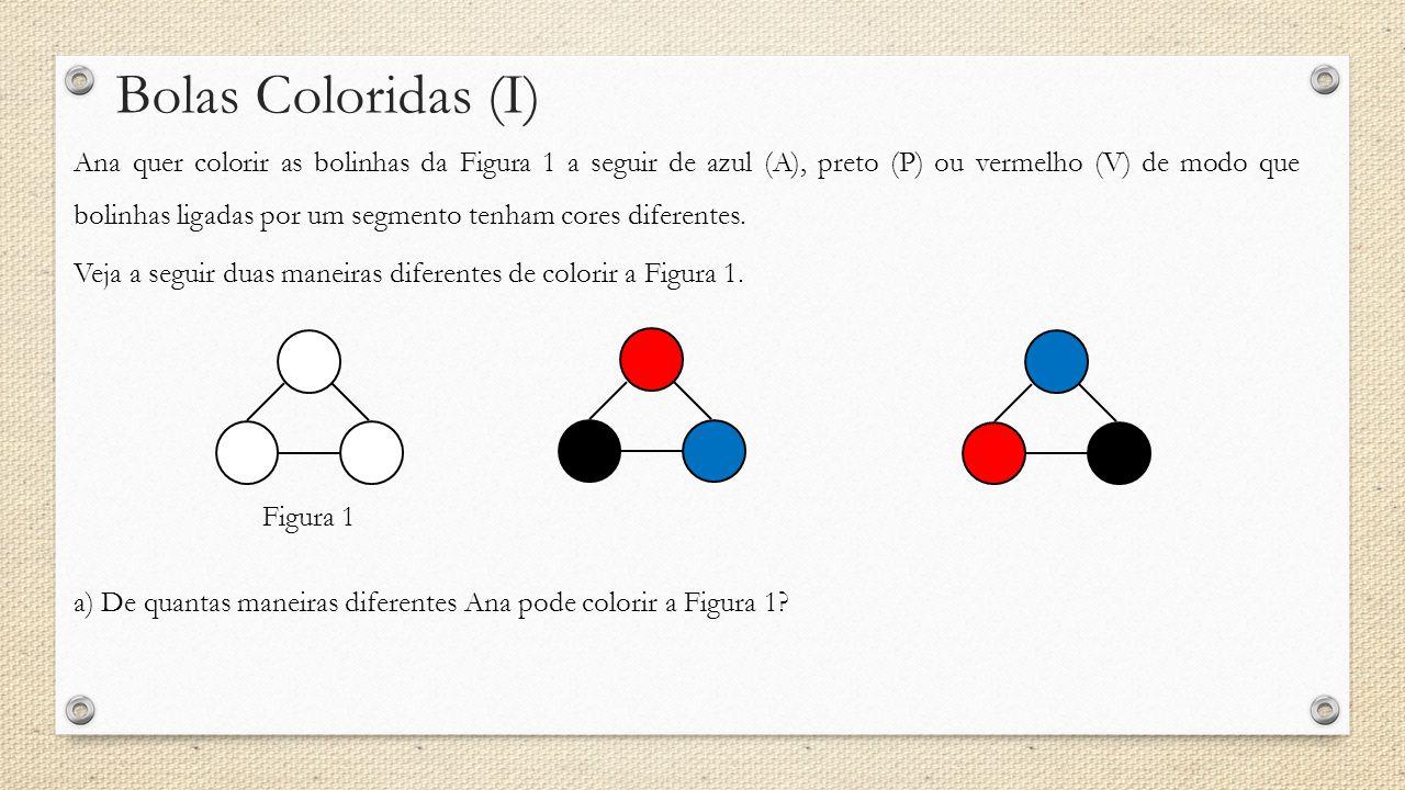 Bolas Coloridas (I)