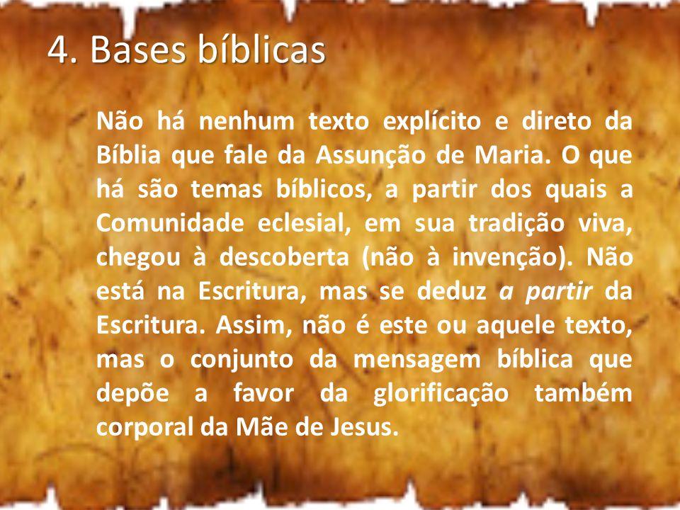 4. Bases bíblicas