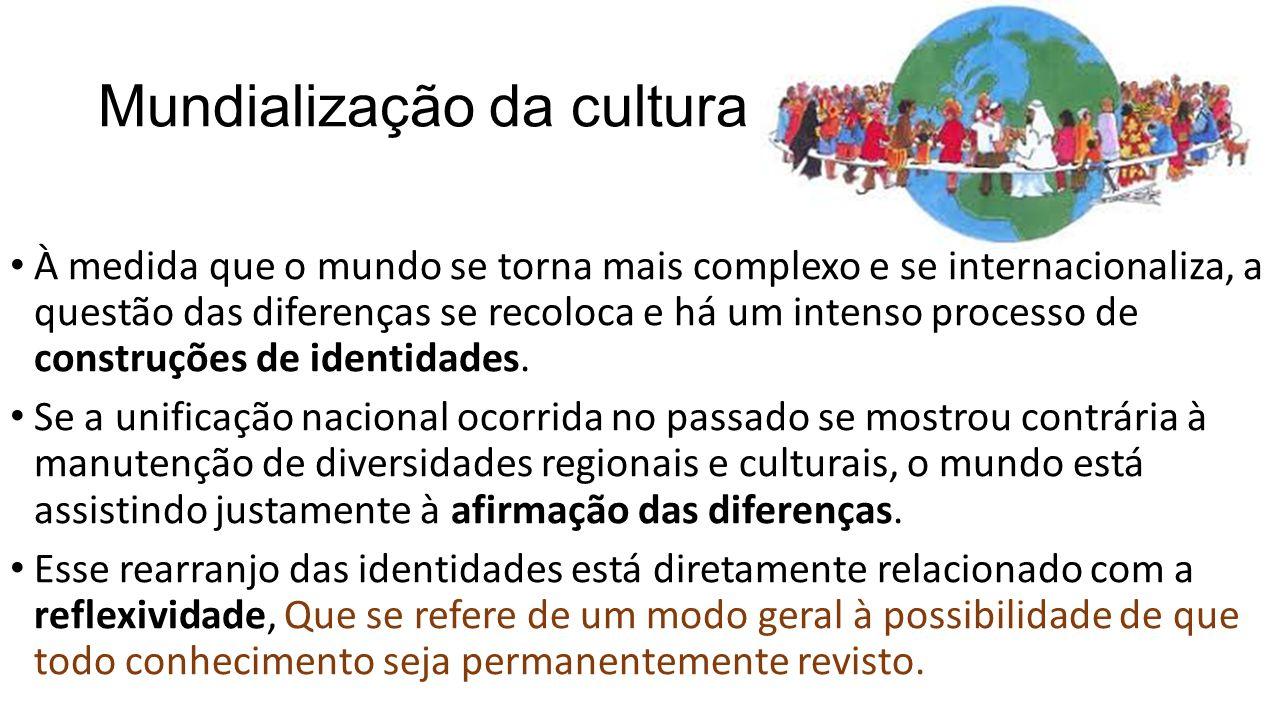 Mundialização da cultura