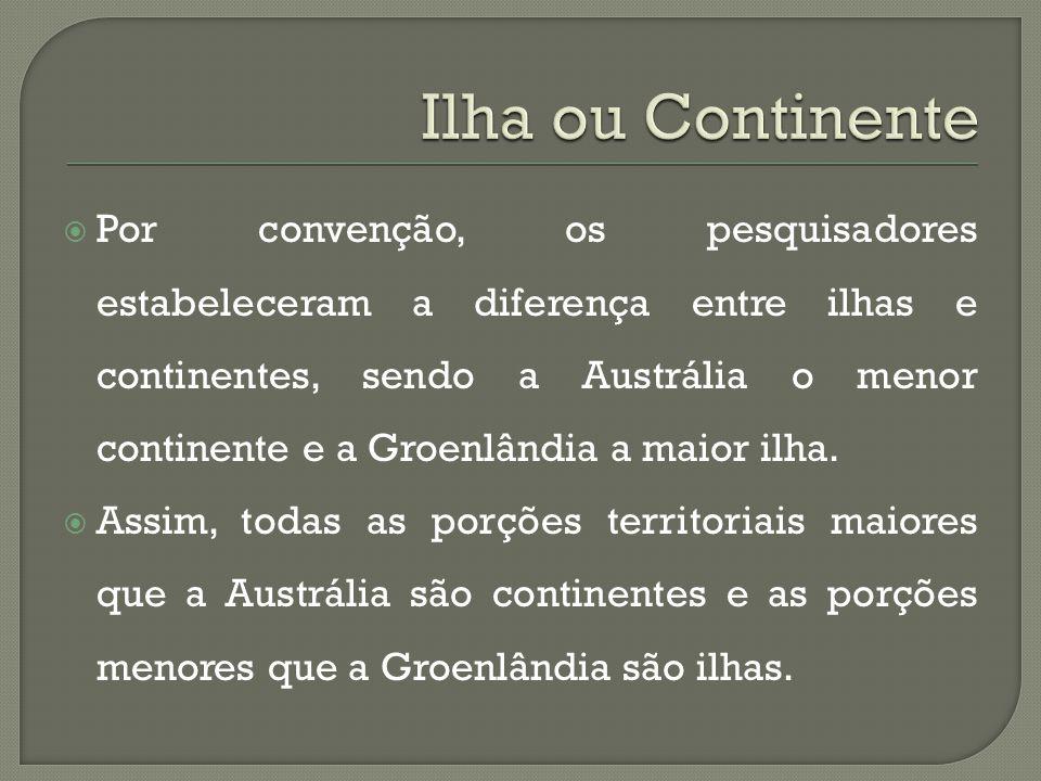 Ilha ou Continente