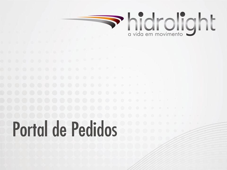 HIDROLIGHT PORTAL DE PEDIDOS