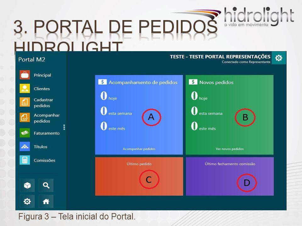 3. PORTAL DE PEDIDOS HIDROLIGHT