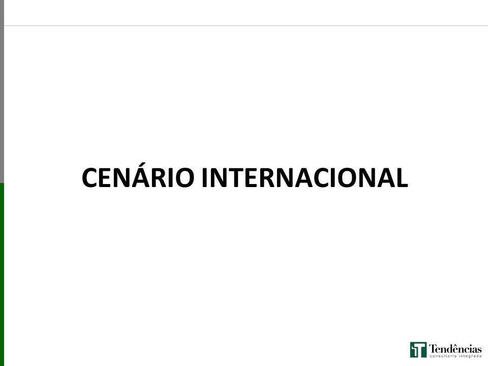 CENÁRIO INTERNACIONAL