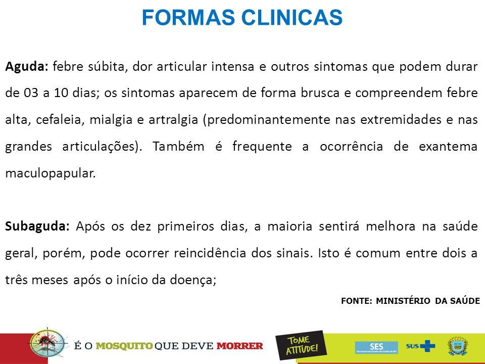 FORMAS CLINICAS
