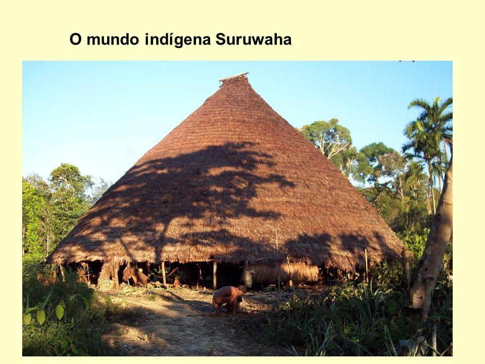 O mundo indígena Suruwaha