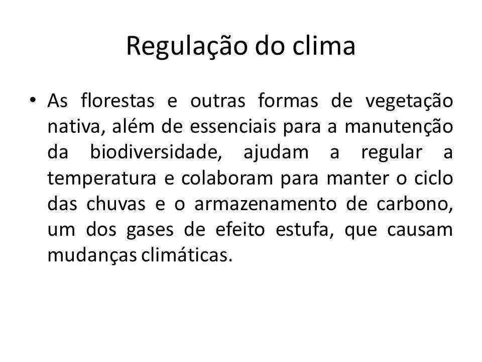 Regulação do clima