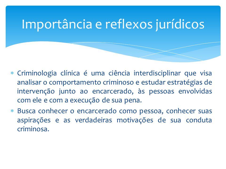 Importância e reflexos jurídicos