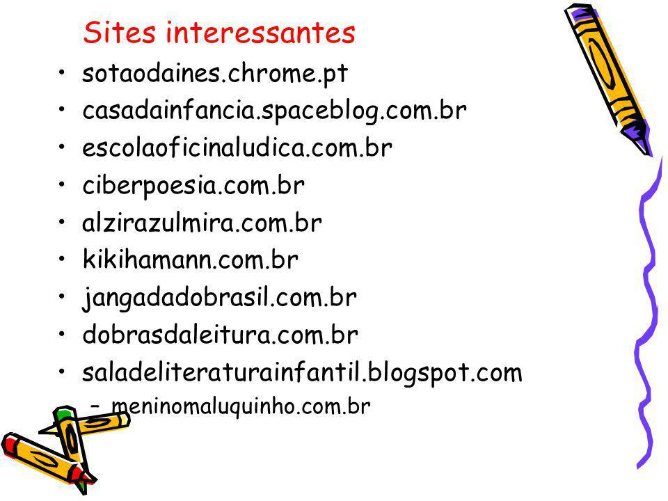 Sites interessantes sotaodaines.chrome.pt