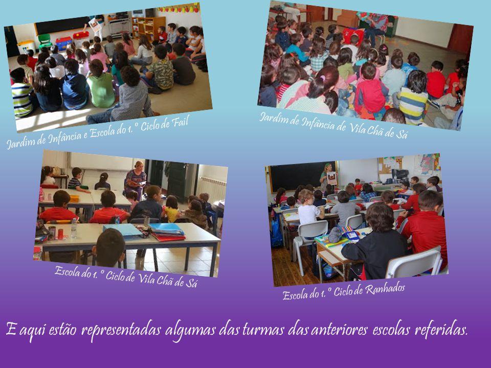 Escola do 1.º Ciclo de Vila Chã de Sá
