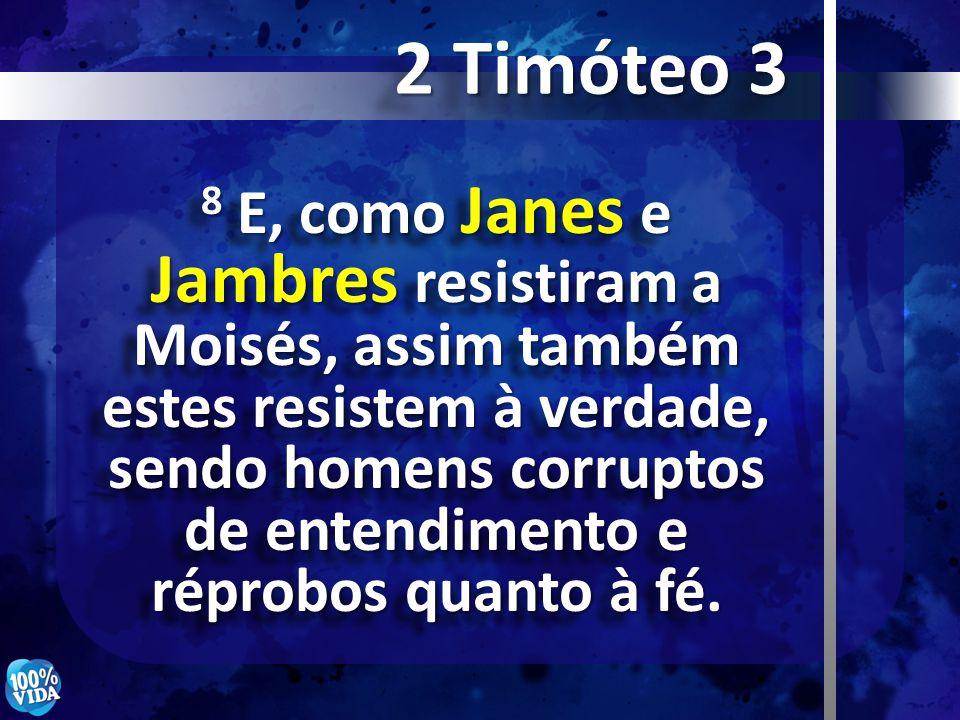 2 Timóteo 3