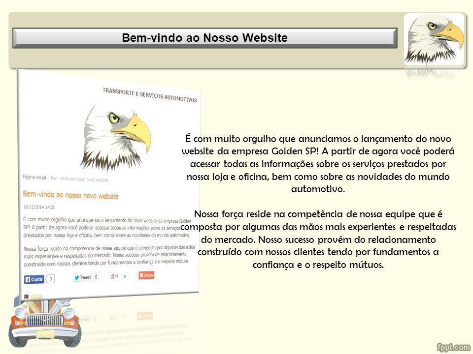 Bem-vindo ao Nosso Website