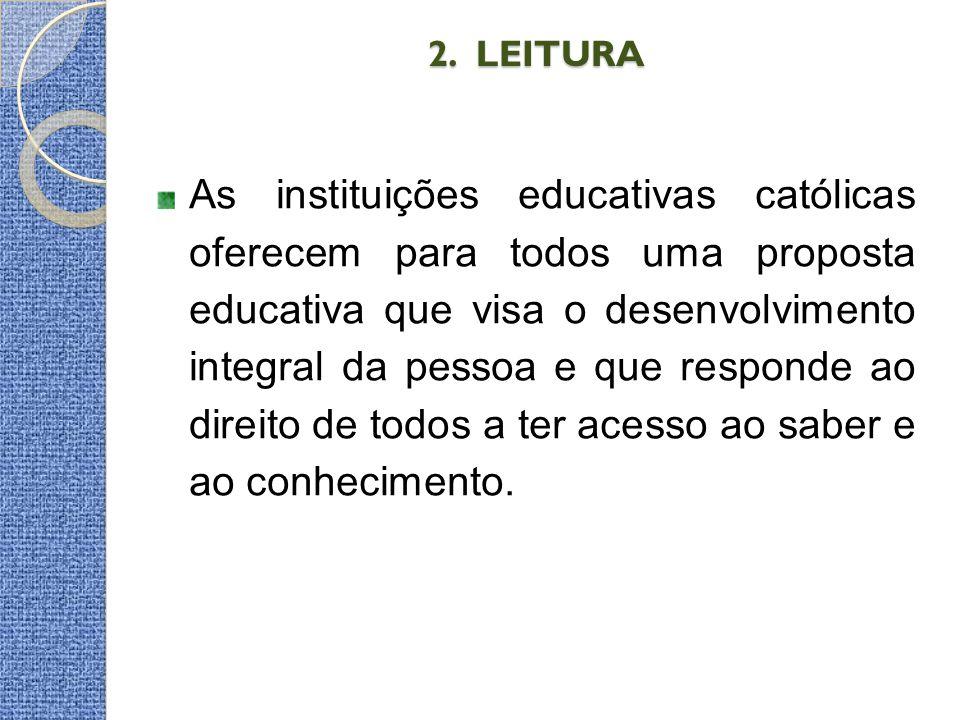 2. LEITURA