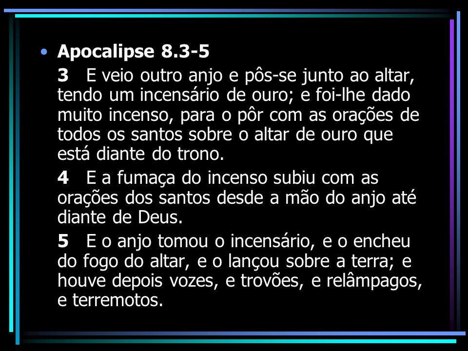 Apocalipse 8.3-5