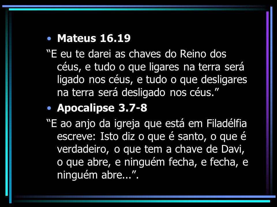 Mateus 16.19
