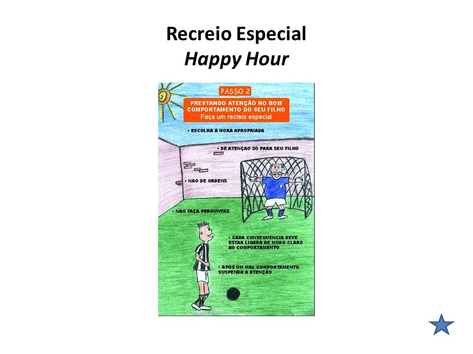 Recreio Especial Happy Hour