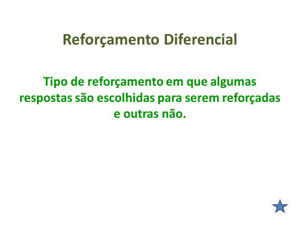Reforçamento Diferencial