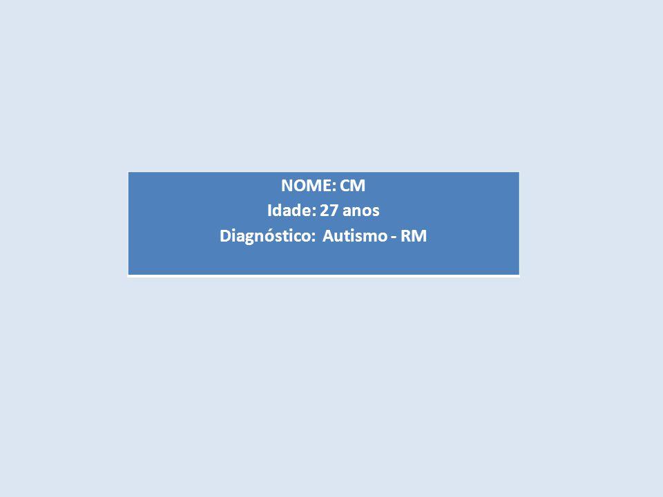 Diagnóstico: Autismo - RM