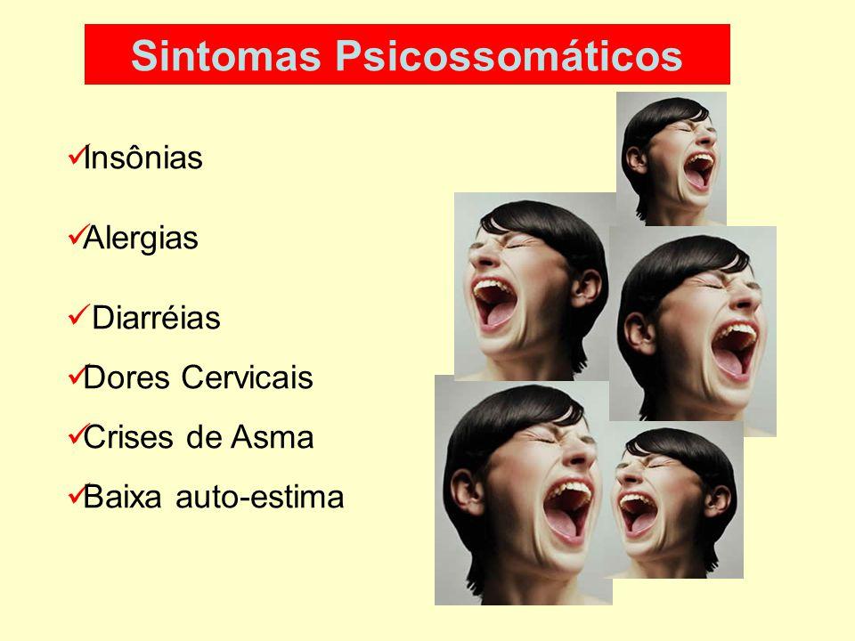 Sintomas Psicossomáticos