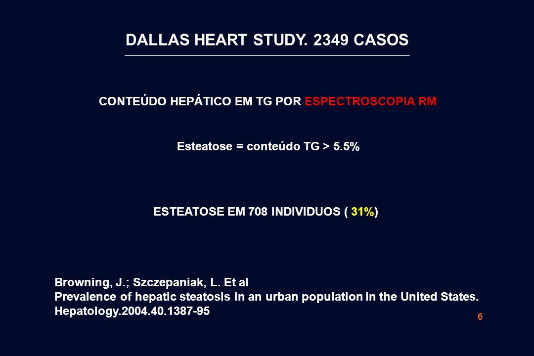 DALLAS HEART STUDY. 2349 CASOS