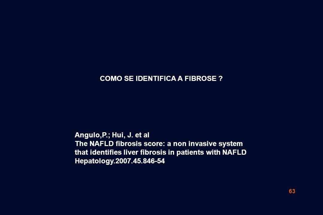 COMO SE IDENTIFICA A FIBROSE