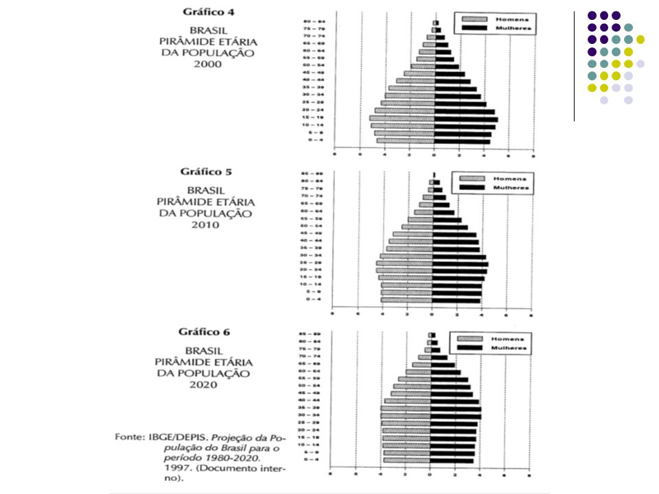 18 5 ESTRUTURA ETÁRIA E DINAMICA DA POPULAÇÃO