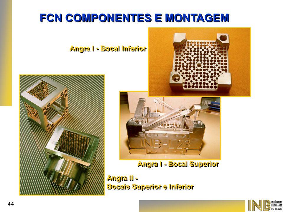 FCN COMPONENTES E MONTAGEM