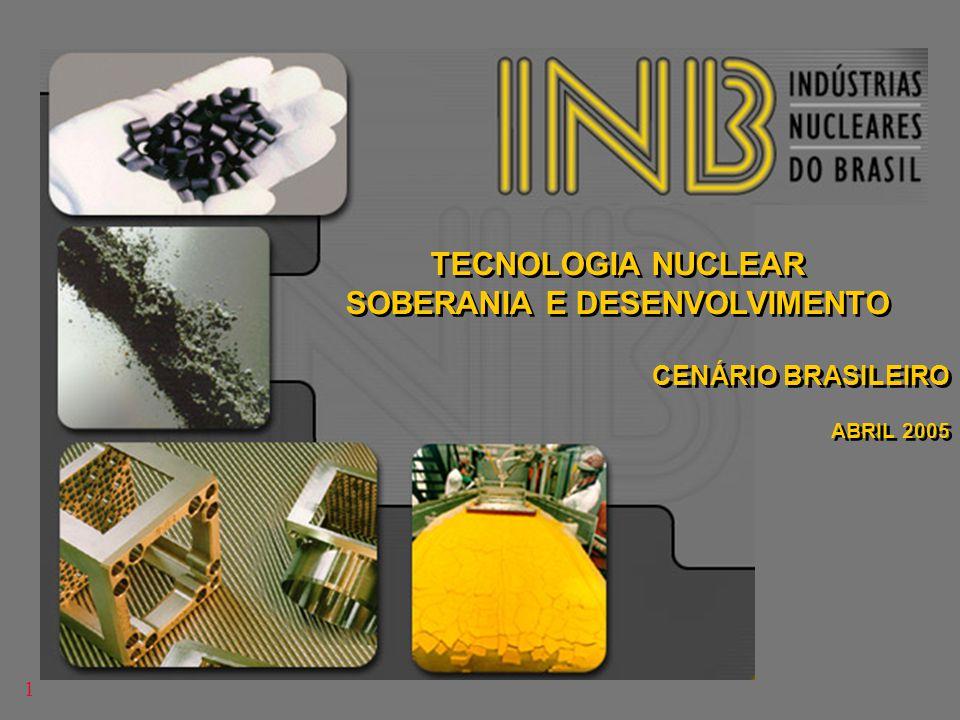 TECNOLOGIA NUCLEAR SOBERANIA E DESENVOLVIMENTO