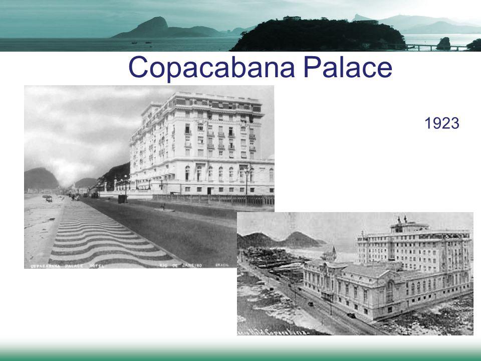 Copacabana Palace 1923