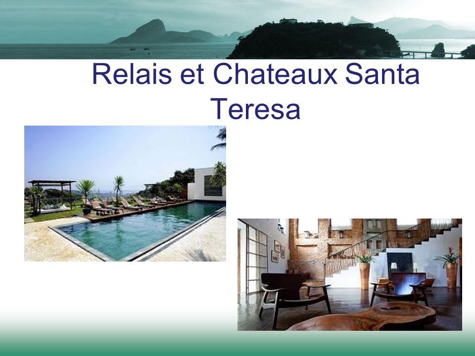 Relais et Chateaux Santa Teresa