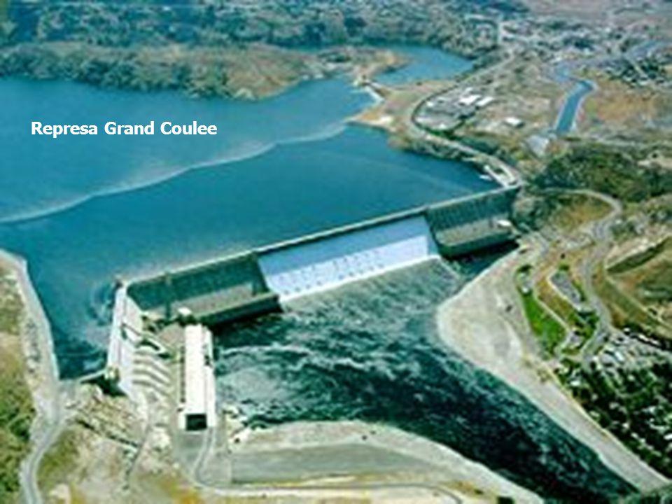 Represa Grand Coulee