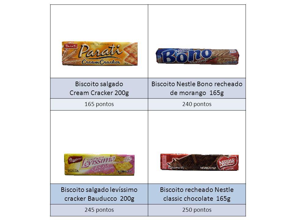 Biscoito salgado Cream Cracker 200g