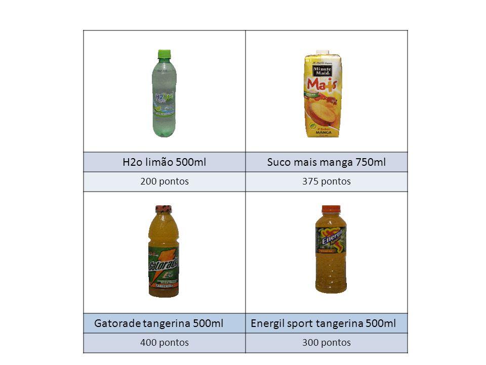 Energil sport tangerina 500ml