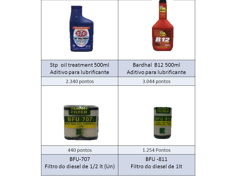 Aditivo para lubrificante Bardhal B12 500ml
