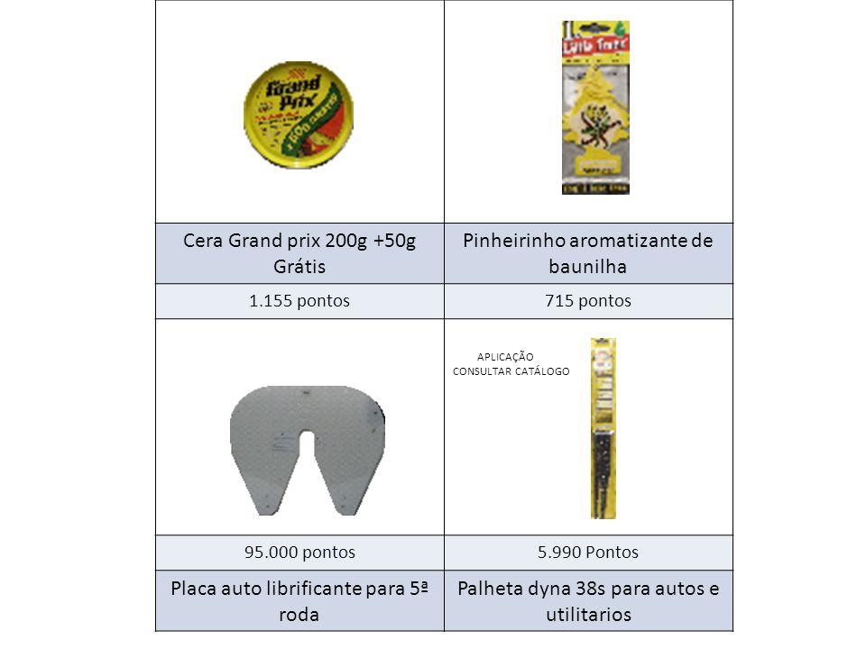 Cera Grand prix 200g +50g Grátis Pinheirinho aromatizante de baunilha