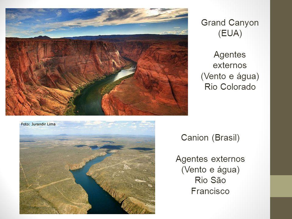 (Vento e água) Rio Colorado