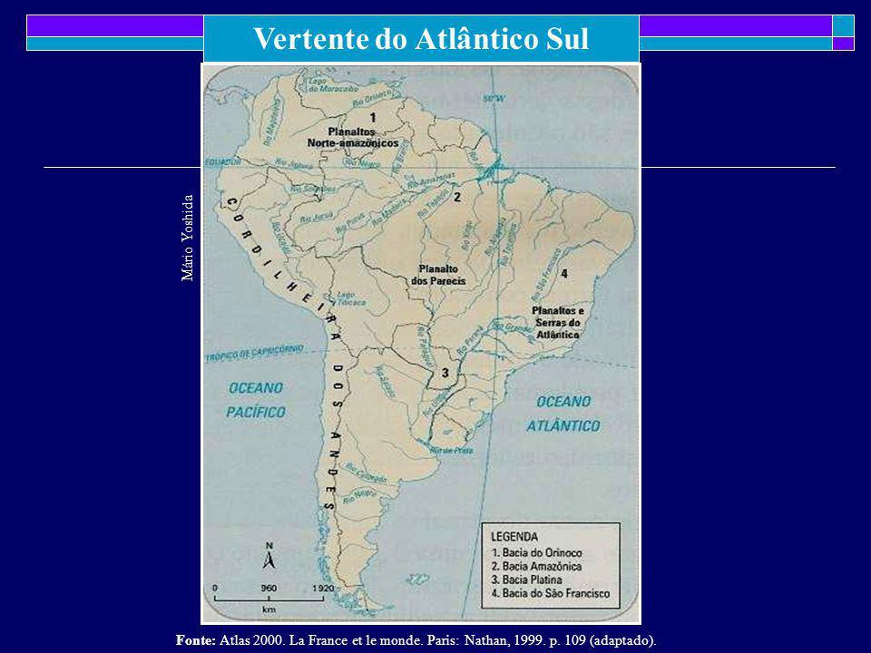 Vertente do Atlântico Sul