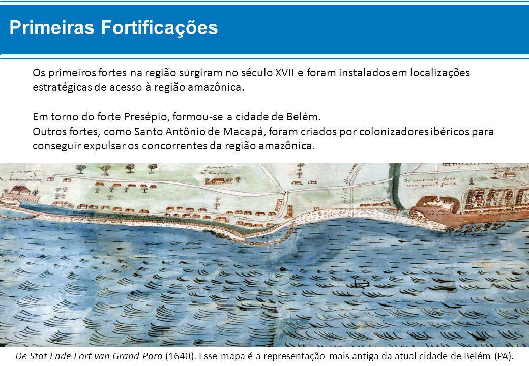 Primeiras Fortificações
